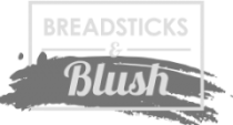 Breadsticks & Blush Logo